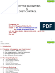 EFFECTIVE BUDGETING 2015.ppt