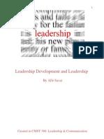 entire leadership portfolio 2