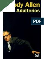 Allen, Woody - Adulterios