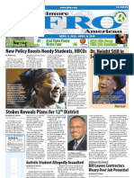 Baltimore Afro-American Newspaper, April 03, 2010