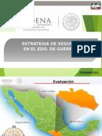Evaluación de la Estrategia en Guerrero