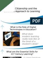 Digital Cit and Balanced Lit Elem Presentation