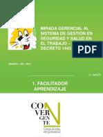 Memorias - Conferencia Decreto 1443 de 2014