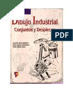 Dibujo Industrial - Tecnico UNED Ejercicios de Dibujo y Disen~o de Conjuntos, Resueltos y Comentados