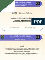 Analogica I (4) Circuitos Diodos 1 2013