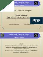 Analogica I (6) Diodos Especiais 2013
