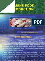 Marine Food Production