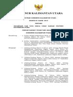 Pergub Kaltara No.03 Tahun 2013 Tentang Organisasi Dan Tata Kerja Dinas Daerah Provinsi Kalimantan Utara