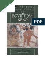 Jean-Pierre Montcassen - Az Egyiptomi Kéjnő