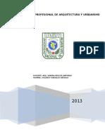 Deficit de Parques Recreaticos Del Distrito de Tarapoto