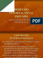 Obligaciones de Fuente Contractual