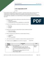 1.2.1.11 Planilla de Trabajo- Investigación de Componentes de PC