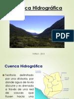 05 Cuencas Hidrograficas 2012-I