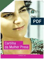 CNJ - Mulher Presa