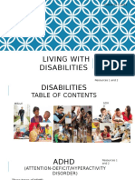 living with disabilities bowermaster new