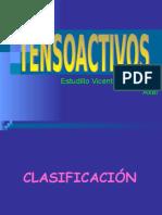 Tensoactivos