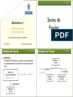 Integrales Fourier
