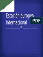 Estación Europea Internacional (1)