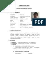 Curriculum Vitae Ronald