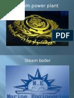 Steam Power Planing
