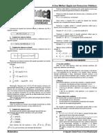 Matematica PDF Opção