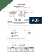Linea Conduccion Reservorio y Distribucion