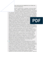 MODELO DE MEDIDA CAUTELAR .doc