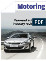 Motoring - 13 December 2015