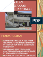 Mencari Literatur Di Perpustakaan