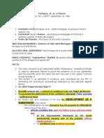 Evidence_Enriquez, Et. Al. v. Ramos [Parol Evidence Rule - 2nd Exception]