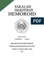 MAKALAH HEMOROID BARU.doc