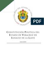 Constitución Veracruz
