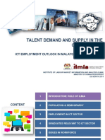 3 ILMIA Slides Talent Demand and Supply in the C M Industry