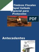 Presentacion Ley de ISO y de Timbres Fiscales