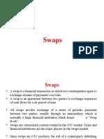 FRM swaps