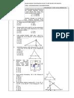 Tugas Remedial Ulangan Harian 1 Matematika Kelas Ix Smp Negeri 199 Jakarta