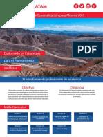 Diplomado en Estrategias Para El Planeamiento de Minas - Copia