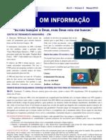 Boletim OM - Março 2010