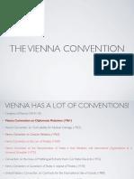 Vienna Convention (Slides Da Aula)