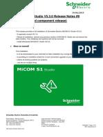 MiCOM S1 Studio v5.3.0 - ReleaseNotes v1.0.pdf