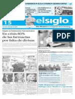 Edicion Impresa El Siglo 15-12-2015