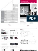 Video Wall Brochure