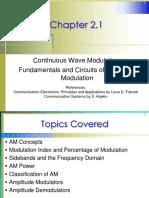 Chapter02-1 Amplitude Modulation
