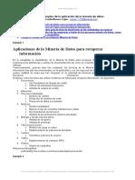 Ejemplos Aplicacion Mineria Datos