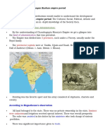 Cultural Contributions TheMauryan Kushan Empire Period