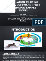 Simulation by Using Stella Software | Simulation | Conceptual Model