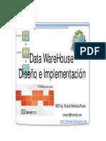 Data Warehouse Fundamentos