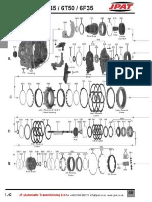 16aGM6T406T456F35 | Transmission (Mechanics) | Gear