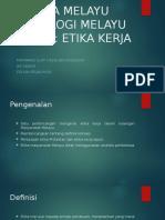 Psikologi Melayu
