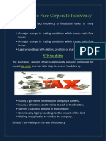 Legal tips to Face Corporate insolvency